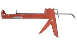 Пистолет для герметика полукорпусной зубчатый