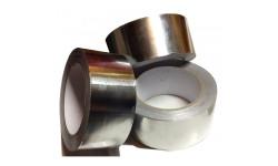 Скотч алюминиевый металлизированный