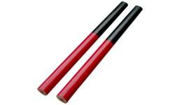 Карандаш строительный двухцветный FIT (180 мм)