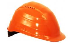 Каска Rockman C4 оранжевая