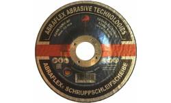 Круг зачистной 125х6х22 нерж. ABRAFLEX (Германия)