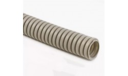 Гофрированная трубка без протяжки 16 мм (ПВХ)