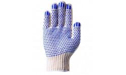 Перчатки х/б с ПВХ-покрытием 5 нитей
