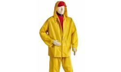 Влагозащитный нейлоновый костюм с ПВХ