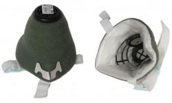 Респиратор поролоновый У-2К с клапаном