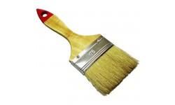 Кисть флейцевая «Стандарт» с деревянной ручкой